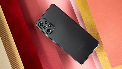 شائعات - هاتف جالكسي A73 قد يحتوي على مستشعر بدقة 108 ميجابيكسل ومعالج Snapdragon 730 5G