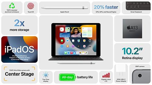 ايباد الجيل التاسع رخيص الثمن iPad 9