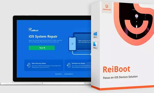 برنامج Tenorshare ReiBoot - رفيقك المثالي لإصلاح معظم مشاكل الآيفون!