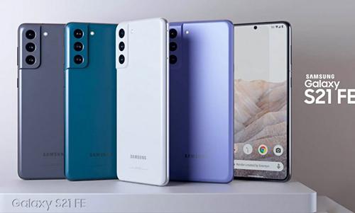 هاتف سامسونج جالكسي S21 FE يدخل مرحلة الإنتاج الكمي بدءاً من شهر أكتوبر القادم