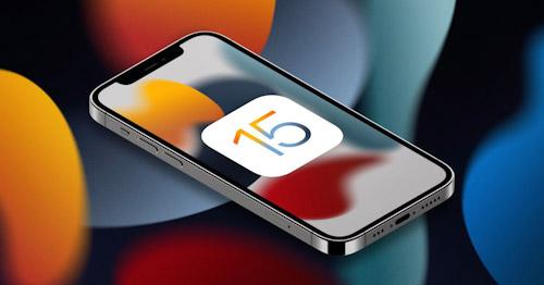 أهم المشاكل الشائعة بعد التحديث إلى iOS 15