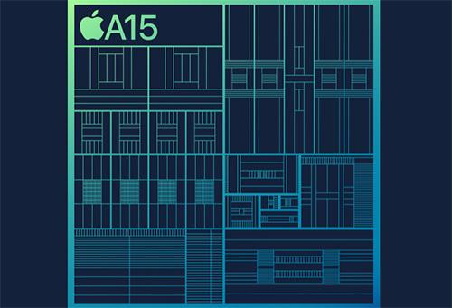 معالج ابل A15 الجديد في iPhone 13