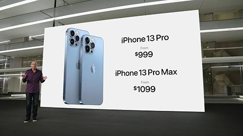 أسعار ايفون 13 برو و ايفون 13 برو ماكس