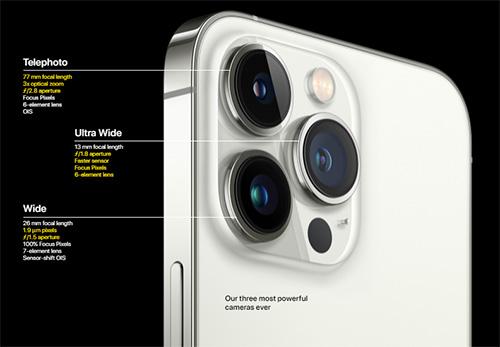 كاميرا ايفون 13 برو / كاميرا ايفون 13 برو ماكس