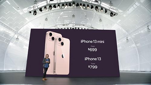 أسعار ايفون 13 و ايفون 13 ميني