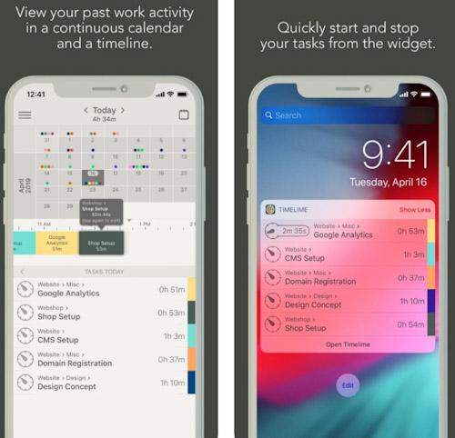 تطبيق Time Tracking اعرف كيف تقضي وقتك