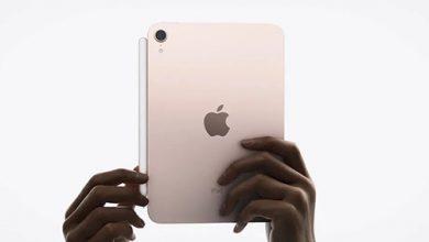 ملخص مؤتمر ابل - الإعلان عن iPad Mini 6 بشريحة A15 Bionic