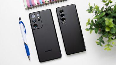 مقارنة بين Galaxy S21 Ultra و Galaxy Z Fold 3 – أيهما أفضل لاستخداماتك التصميم التقليدي المعتاد أم القابل للطي؟