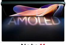 سلسلة Redmi Note 11 قادمة بشاشة AMOLED 120Hz - الإعلان عنها يوم 28 أكتوبر