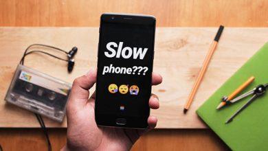 4 أسباب تؤدي إلى بطء هاتفك الاندرويد بمرور الوقت