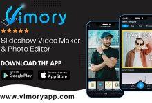 مراجعة تطبيق VIMORY - محرر وصانع عروض شرائح Slideshow احترافي على أنظمة الجوال!